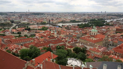 Historical center of Prague