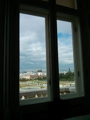 Window to vienna :)