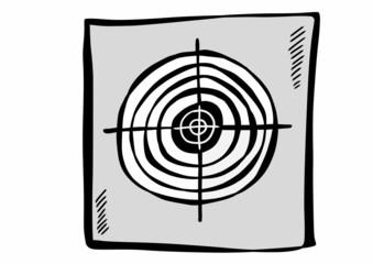 doodle target