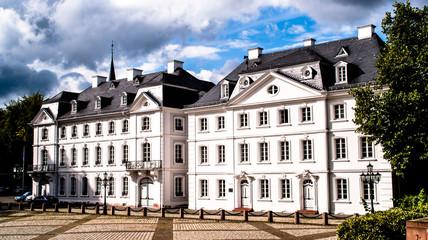 Häuser am Ludwigsplatz