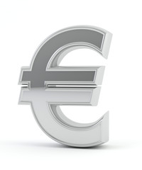 Euro sign in chrome