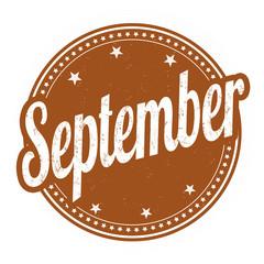 September stamp