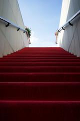 red carpet sky
