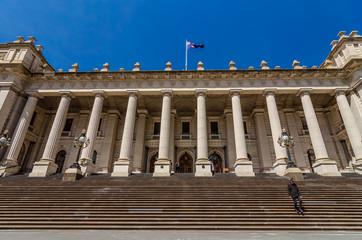 Parliament of Victoria , Melbourne , Australia