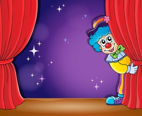 Clown thematics image 2