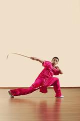 Kung Fu,Media-,Chabu hou Zhan,Mann mit Schwert