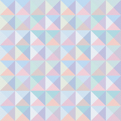 Colorful triangle and lines pattern9