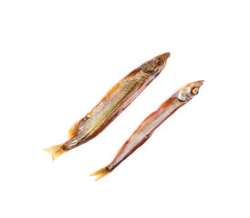Smoked two fishes.