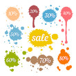 Discount and Sale Labels