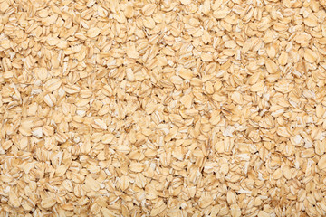 Rolled oats background