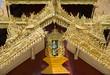 fairy at Shwemawdaw pagoda, Myanmar