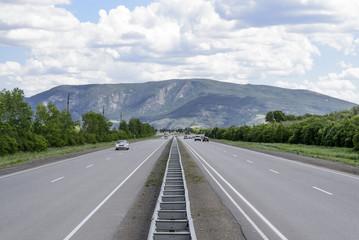 Трасса А-1 Астана-Кокщетау
