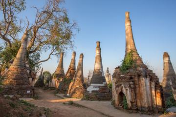 village shwe inn dain pagoda