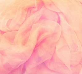 photo of pink silk background