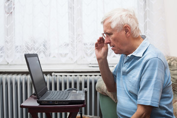 Senior computer learning