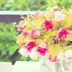 Flowers - instagram filter