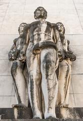 Sculpture in Coimbra University