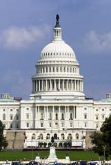 Kapitol, Sitz des Kongresses in Washington, USA