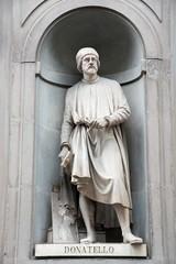 Statua di Donatello