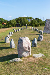 Stone ships field