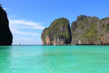 Thailand - Maya Bay in Krabi