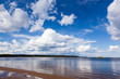 canvas print picture - Beautiful sky