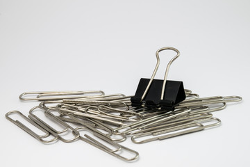 Black Clipboard on clips