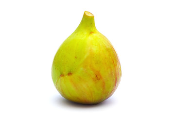 A figs isolated on white background