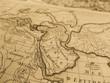 古地図 アラビア半島