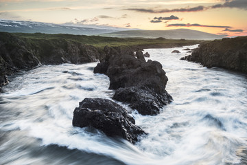 Skjálfandafljót, Iceland