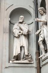 statua di Galileo Galilei