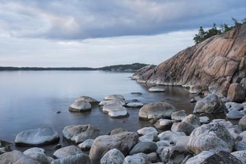 Porkkala bay, Finland
