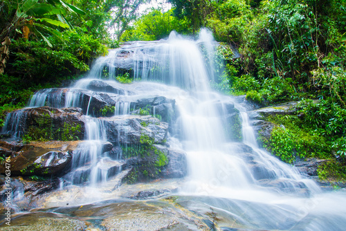 Mon Tha Than Waterfall In Doi Suthep - Pui National Park - 69634761