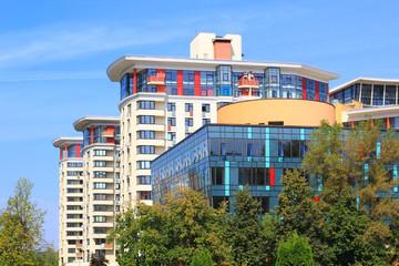 kiev apartment buildings