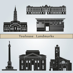 Toulouse Landmarks