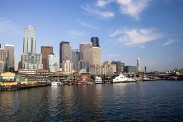 The city of Seattle Washington