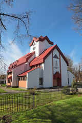 The new Apostolic Church, the city of Kaliningrad