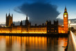 Ice cloud over the Houses of Parliament