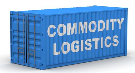 Товарная логистика (commodity logistics)