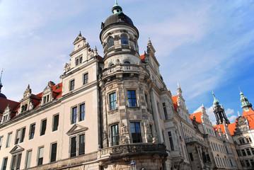 Barockbauten Dresden