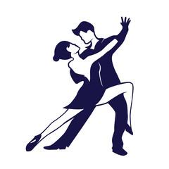dance, dancing couple