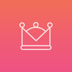 Crown  - Finely crafted line icons