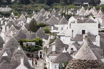 Alberobello - puglia, italy