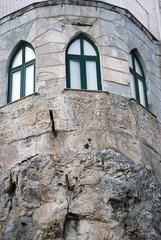 Windows on the rock