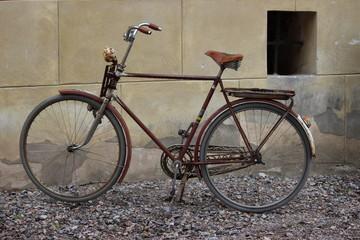 Vintage Fahrrad Schweden