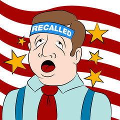 Recalled Politician