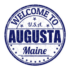 Welcome to Augusta stamp