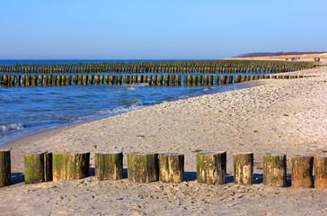 Rostock, Strand bei Markgrafenheide