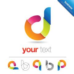 Versatile Letter Design Element