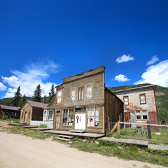 Ghost town - Saint Elmo (Colorado)
